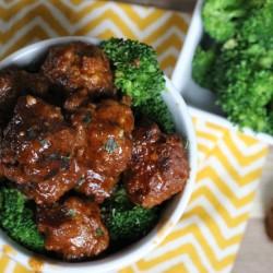 Grain Free Meatballs + Sauce