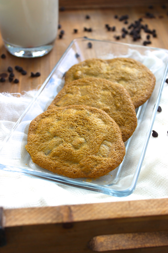 Peanot Butter Chocolate Chip Cookies
