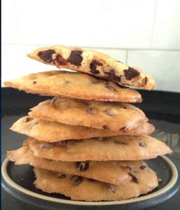 Grain, Dairy, and Nut Free Chocolate Chip Cookies