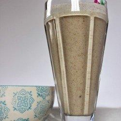 Vegan Snickerdoodle Milkshake (Paleo, Dairy Free, Sugar Free)
