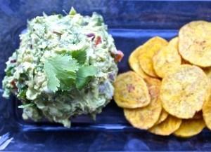 5 minute guacamole