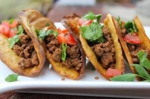 Grain free Taco Shells {AIP}