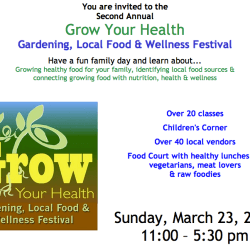 Grow Your Health Festival