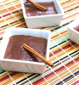 """Mexican """"Chocolatey"""" Pudding"""