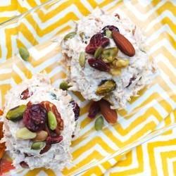 Trail Mix Tuna Salad