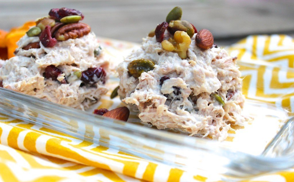 Trail Mix Tuna