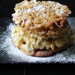 Paleo Grain Free Funnelcake