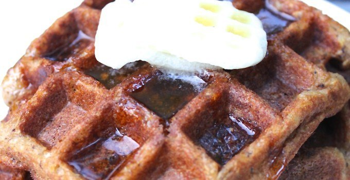 Nut-Free Paleo Waffles {AIP VERSION}