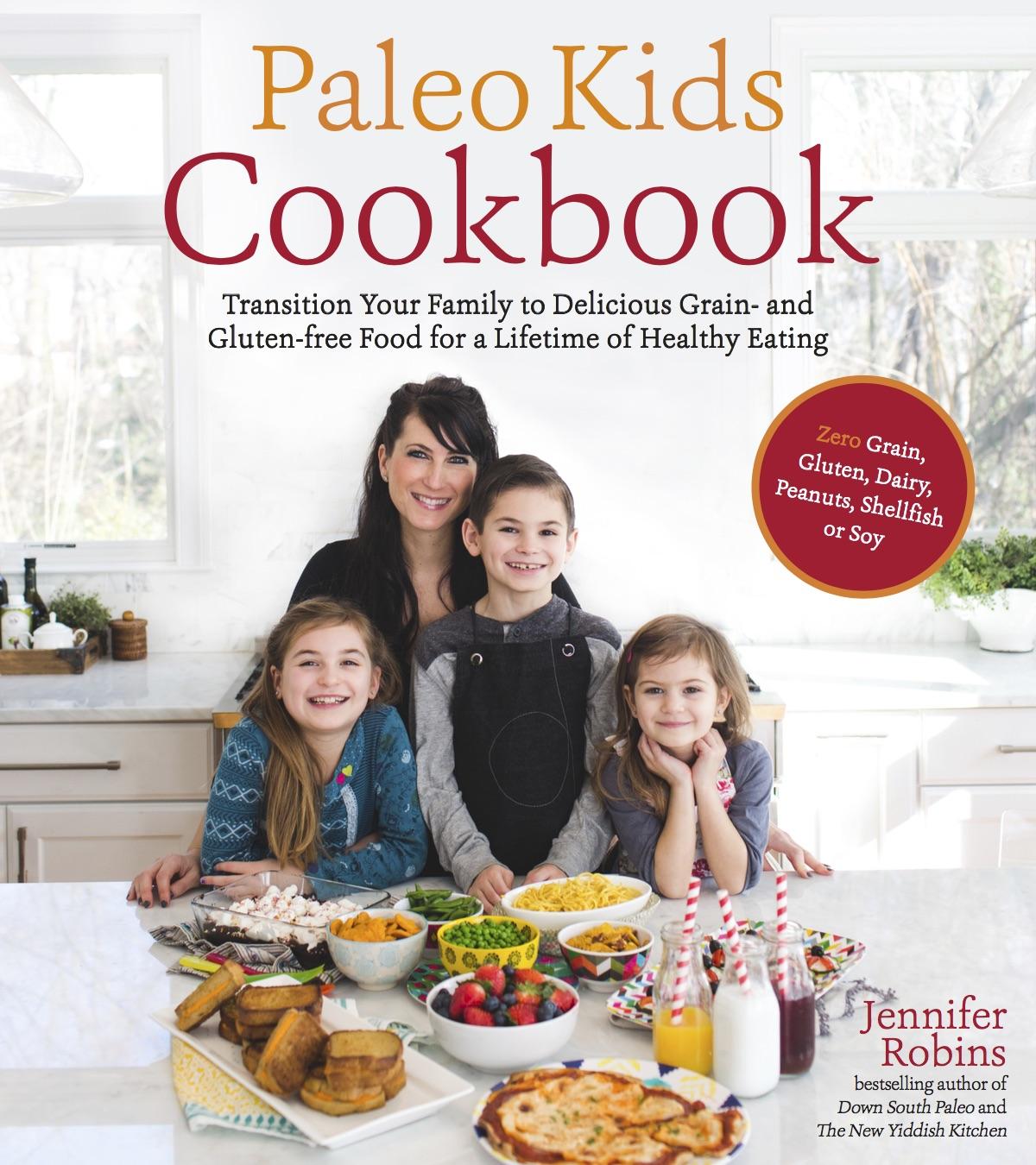 Paleo Kids Cookbook