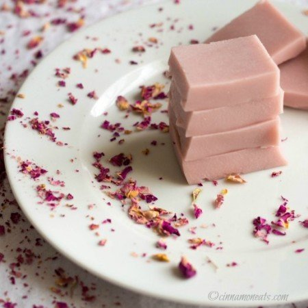 Raspberry Rose Gummies