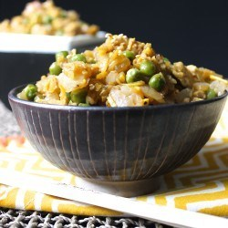 Paleo Asian Fried Rice (Non-Cauli)