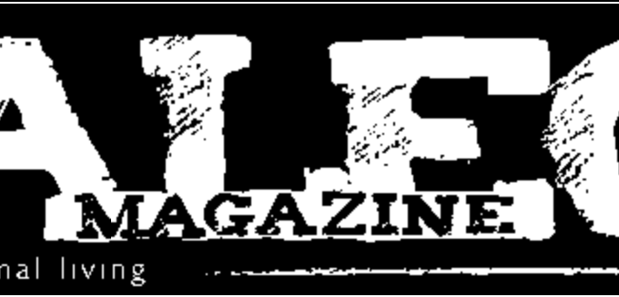 "OMGah! Paleo Magazine ""Best of"" Nomination!!!"