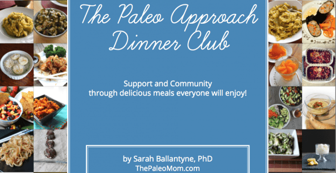 The Paleo Approach Dinner Club E-Book