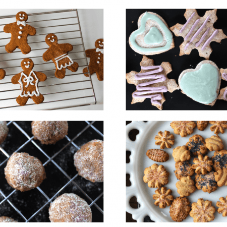 HOLIDAY COOKIE SERIES