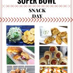 Super Bowl Snackday