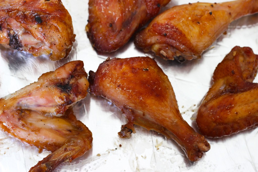 TERIYAKI CHICKEN WINGS {PALEO} - PREDOMINANTLY PALEO