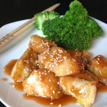 Paleo Sweet + Sour Chicken