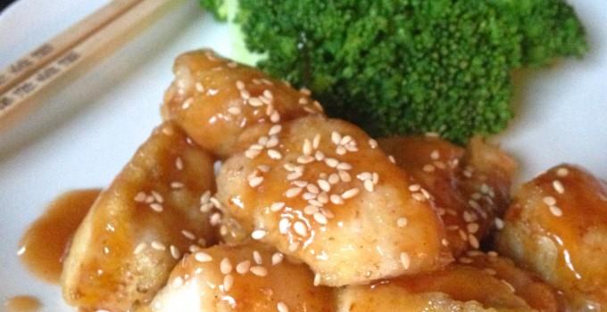 Paleo Sweet + Sour Chicken