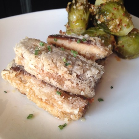 PALEO FRIED SARDINES