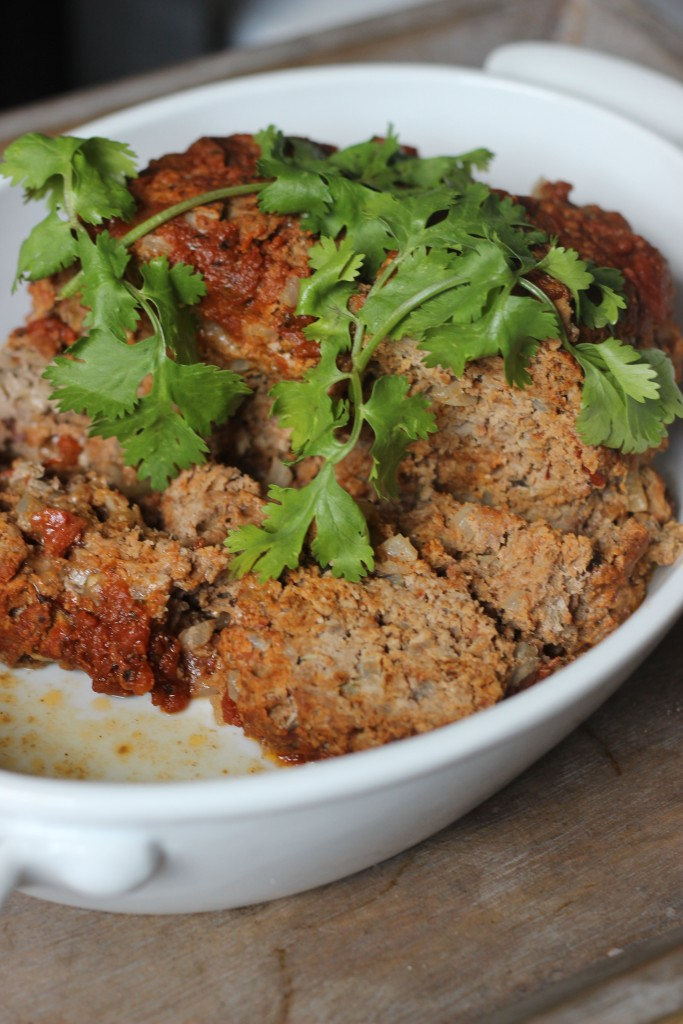 Paleo Instant Pot Mexi-Meatloaf
