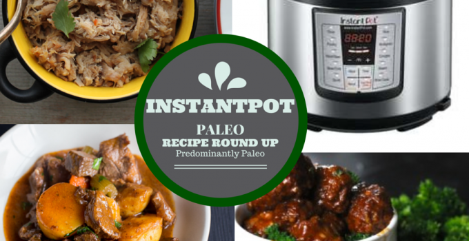 Instant Pot Paleo Recipes