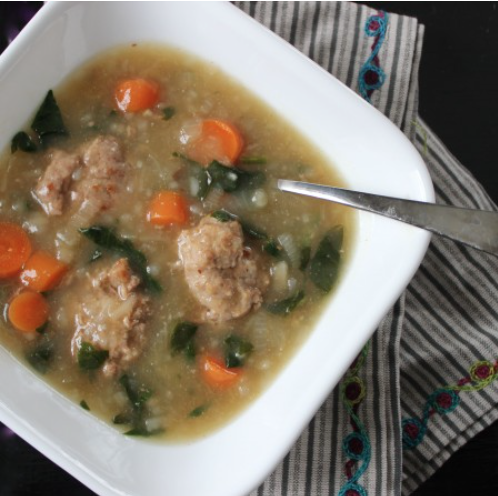 Paleo Italian Wedding Soup
