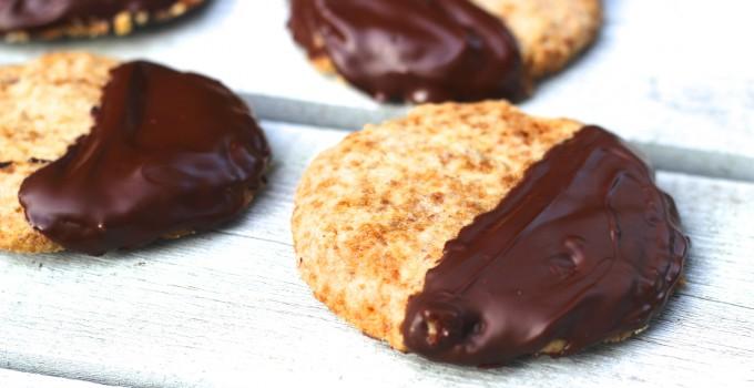 Paleo Potato Chip Cookies