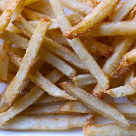 Crispy Paleo Fries