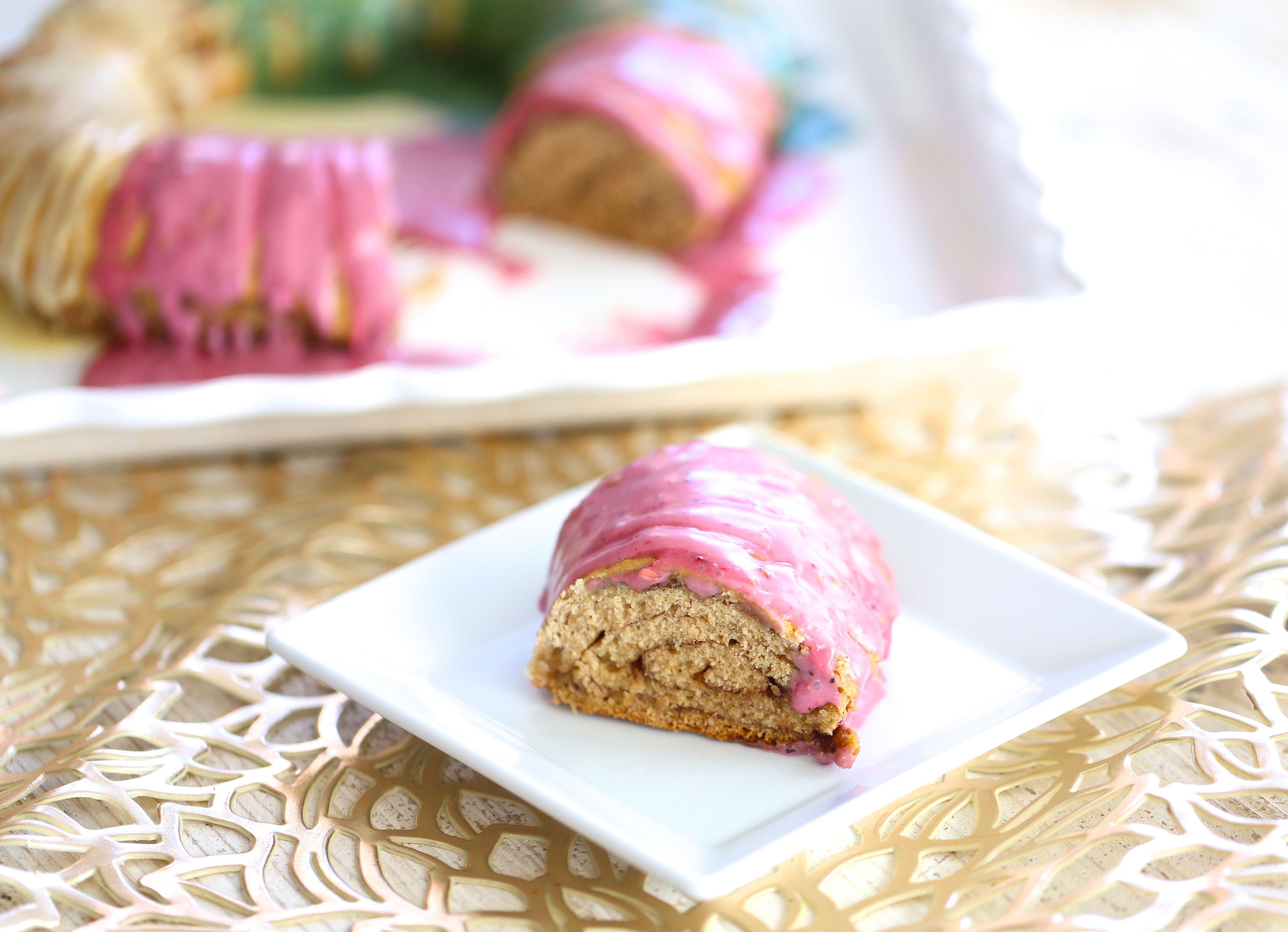 Paleo King Cake