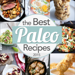 BEST PALEO RECIPES EBOOK 2015