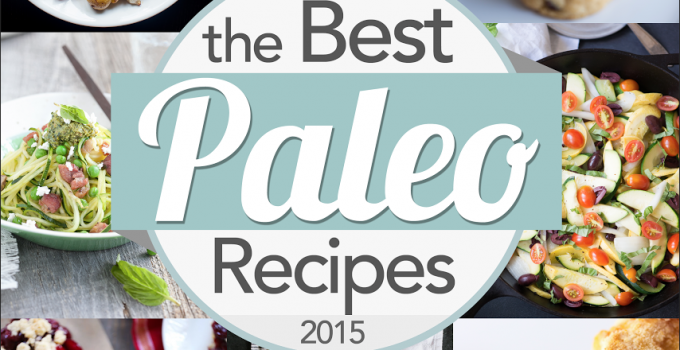 BEST PALEO RECIPES EBOOK 2015