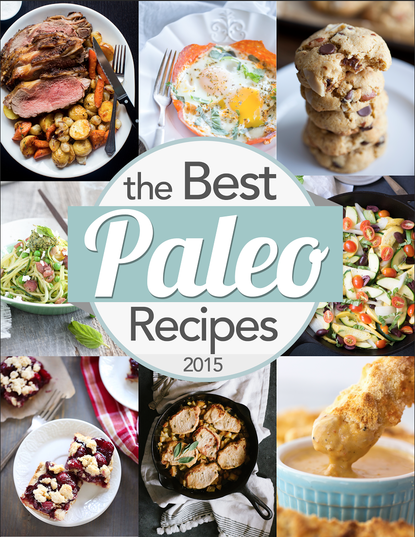 BEST PALEO RECIPES 2015