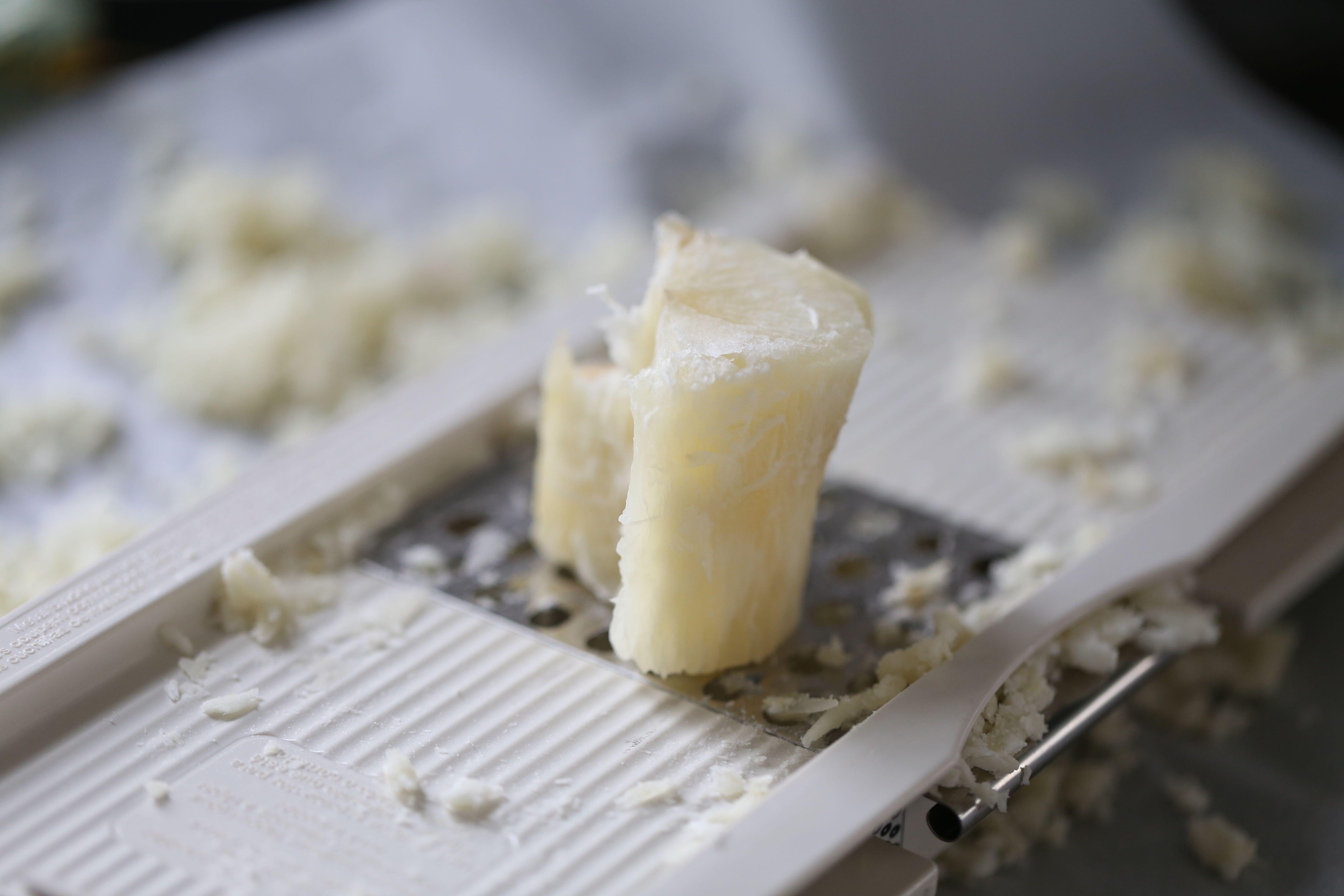 Homemade Cassava Flour