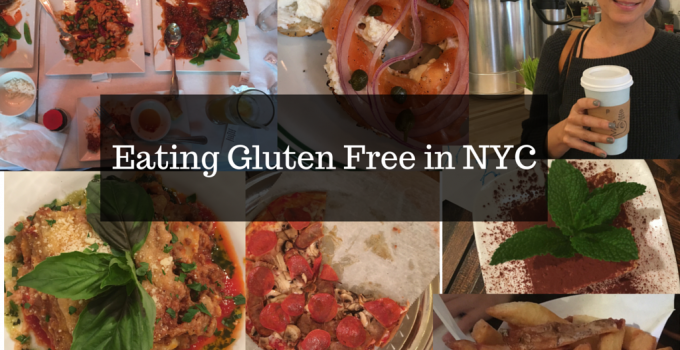 Eating Gluten-free in NYC