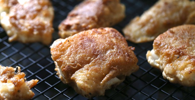 Asian Paleo Pan Fried Fish