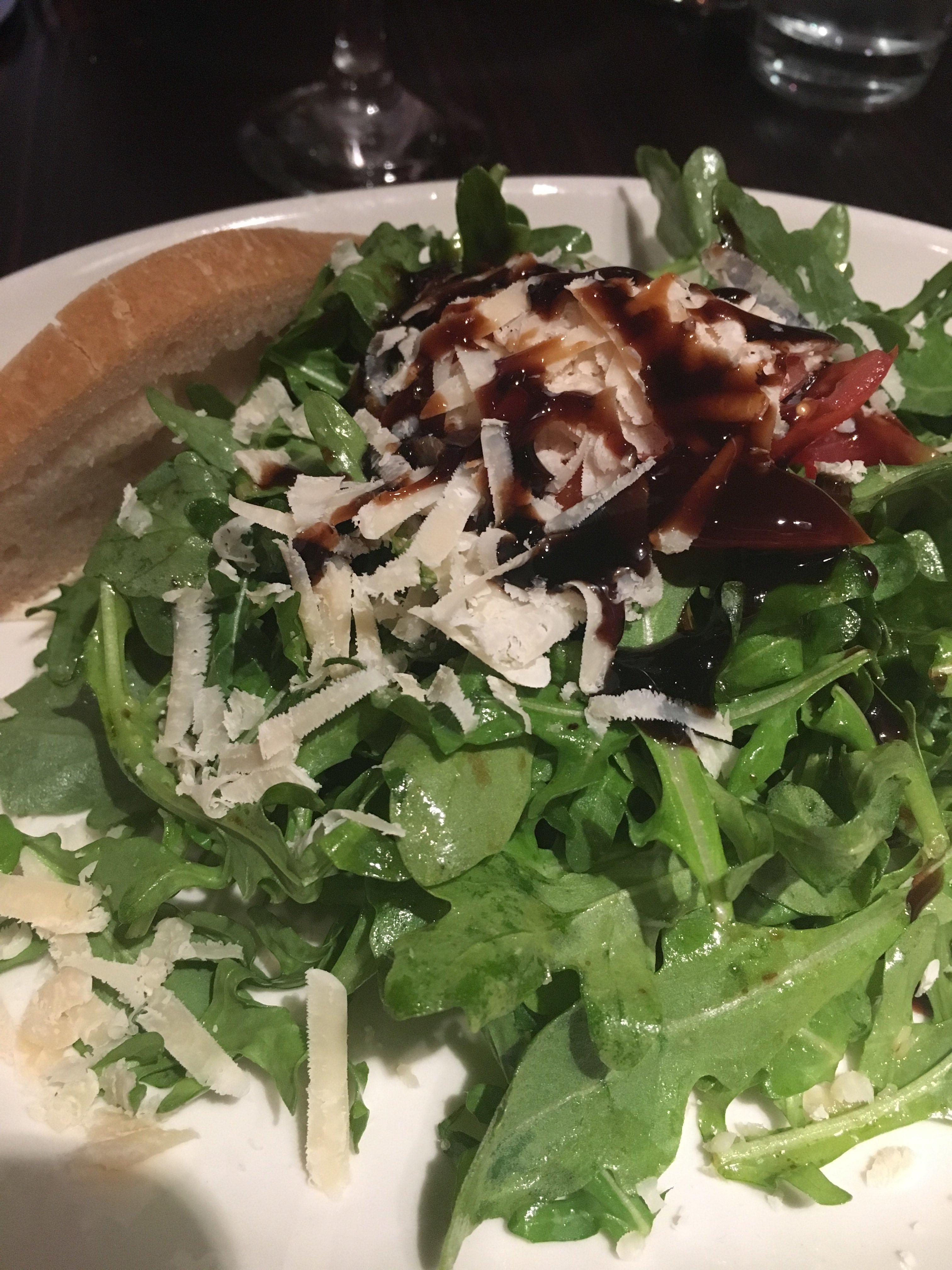 Keste Salad