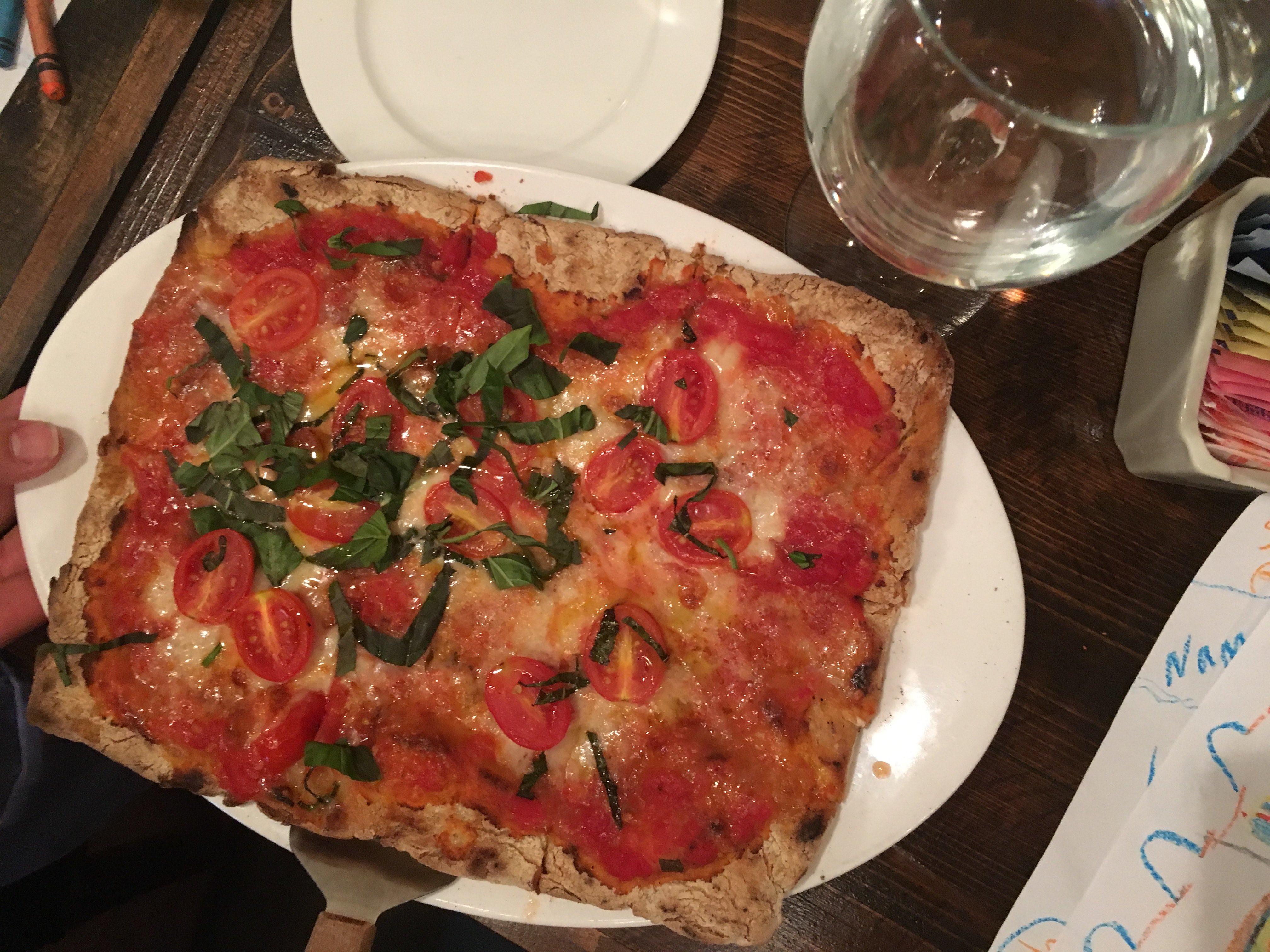 Senza Gluten Pizza