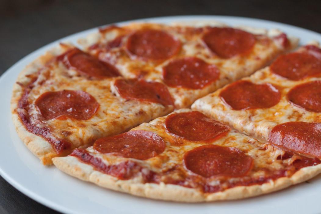 CAST IRON GRAIN AND GLUTEN FREE PIZZA CRUST