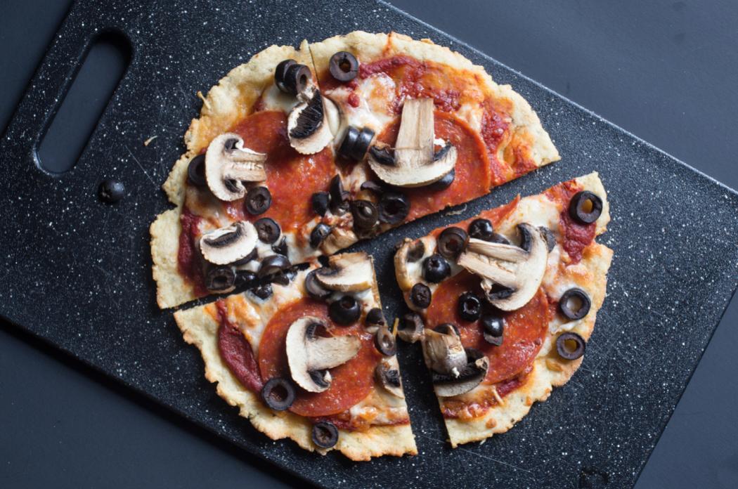 OTTO'S CASSAVA FLOUR PIZZA DOUGH