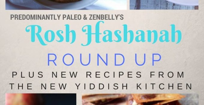 Sweet Potato Kugel and Rosh Hashanah Roundup