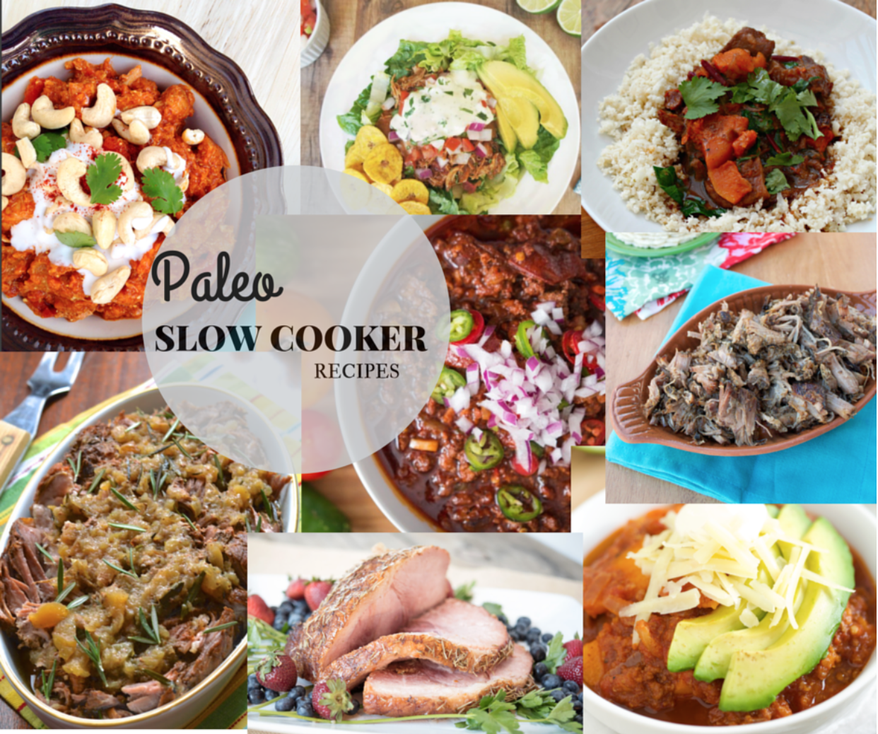 Paleo Dinners On The Go