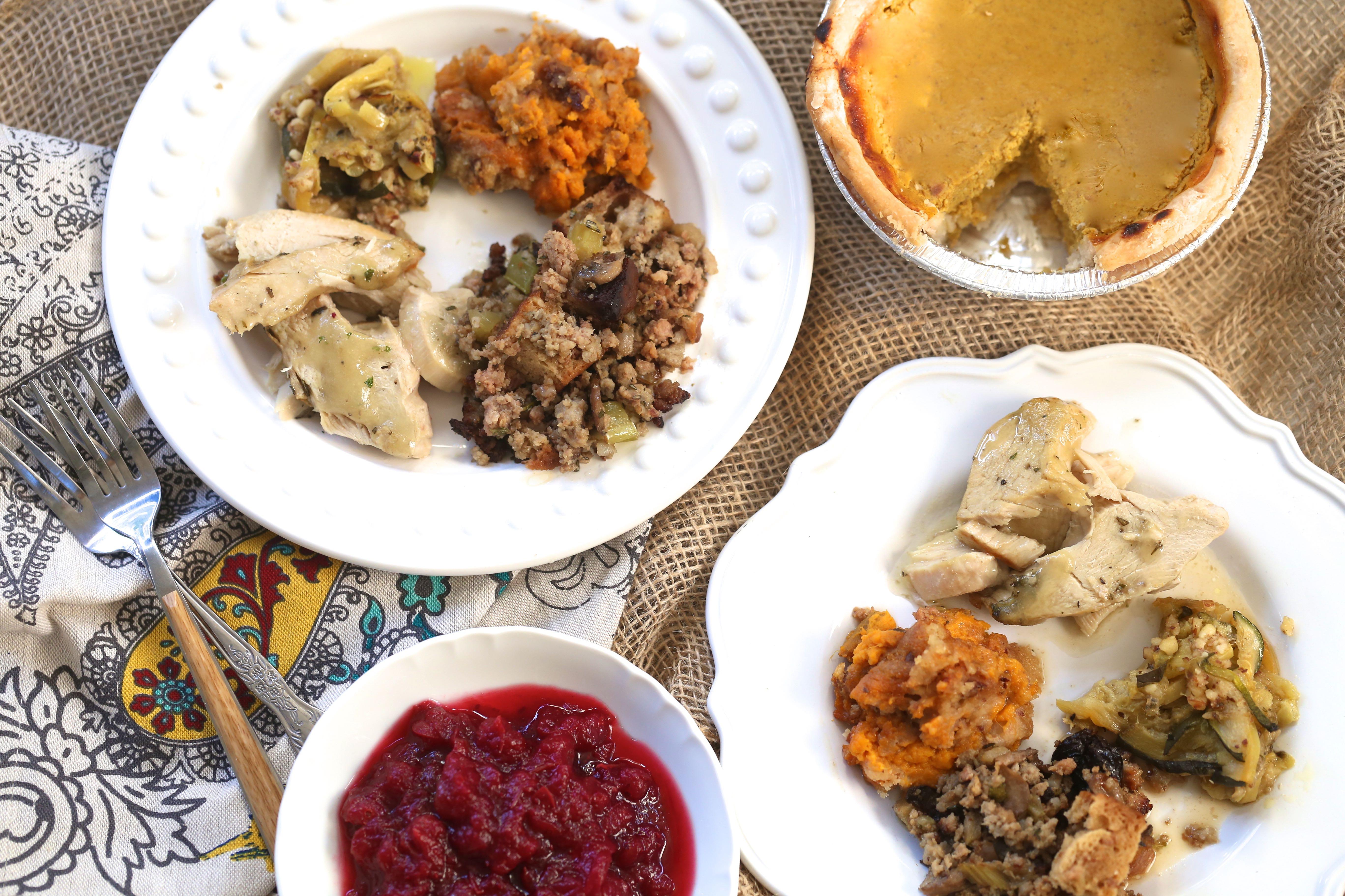 Paleo Thanksgiving - Delivered!