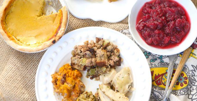 Paleo Thanksgiving – Delivered!