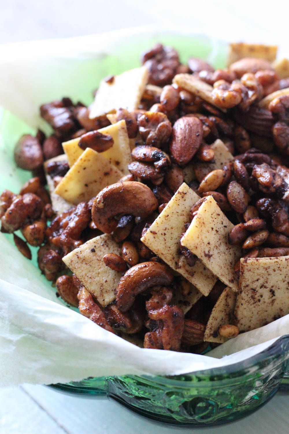Paleo Party Mix