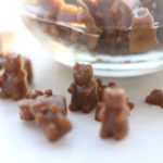 Paleo Chocolate Gummy Bears