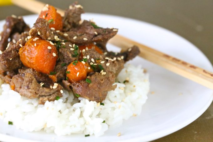 Bare Cupboard Instant Pot Beef