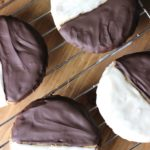 Paleo Black and White Cookies