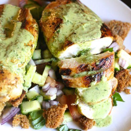 Paleo Green Goodness Chicken