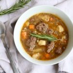 Paleo Hamburger Soup