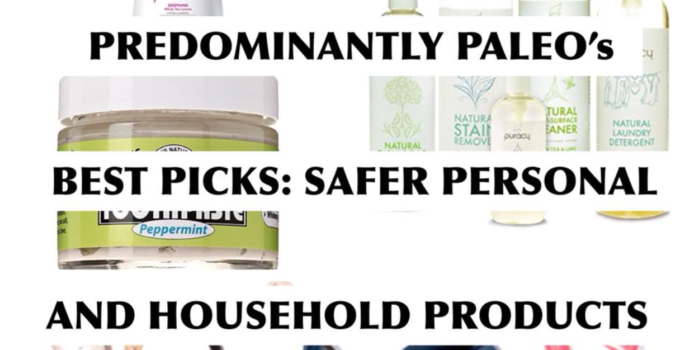 Best Picks: Safer Personal Care and Home Products
